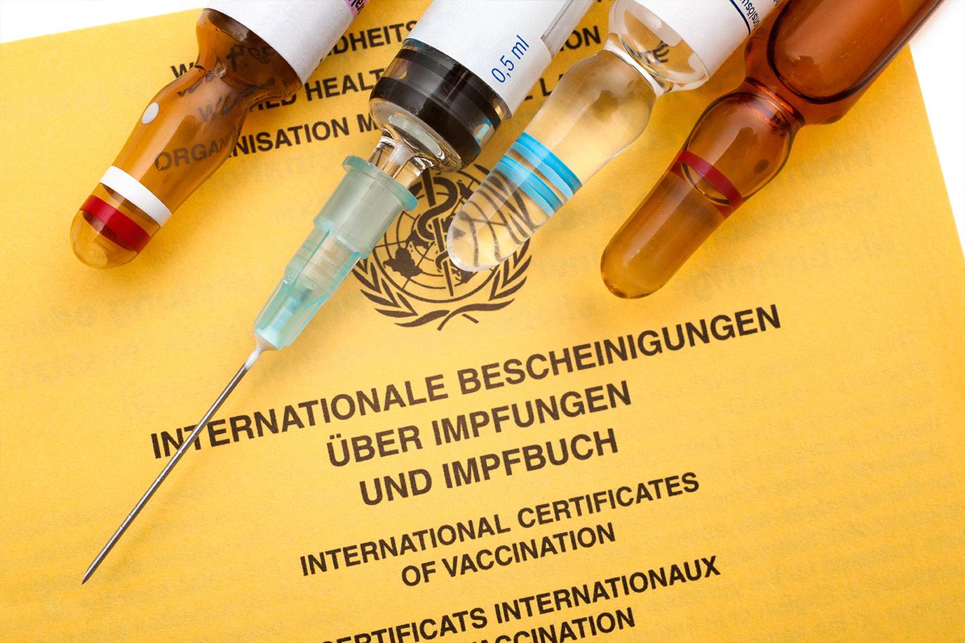 Impfungen und Impfberatung